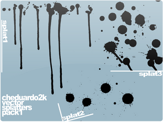 Ched2k.Vector.Splats.PACK1 by cheduardo2k
