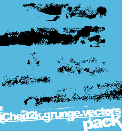 Ched2k.Grunge.Vectors.Pack by cheduardo2k