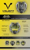 Valiant by zeolyte