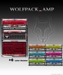 Wolfpack_Amp: Old-Skool: May