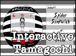Rag Doll Girl tamagotchi