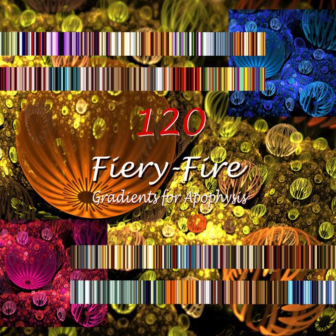 Apophysis Gradients-pack03 by Fiery-Fire