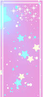 Sparkles Divider 2 by CosmicStardustTea