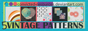 Vintage Patterns by convicted-resources