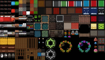 RPG Maker VX Ace, RTP-Edits Package by 95Jezzica