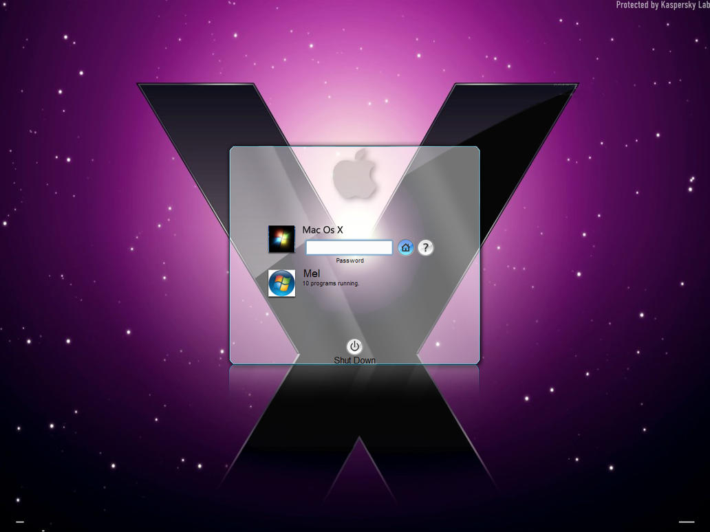 Mac OS X v2 XP by makoy00