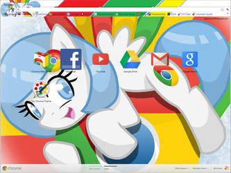 Chrome Pony Theme for Google Chrome by xGodOfModzx