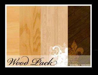 Wood Pack 1 by J-Owen