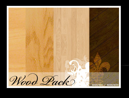 Wood Pack 1