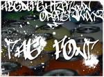 graffiti tag font
