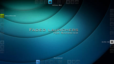 Faded Launchers by Altairseven
