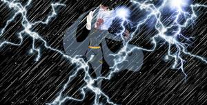 Storm X-Men Lightning and Rain