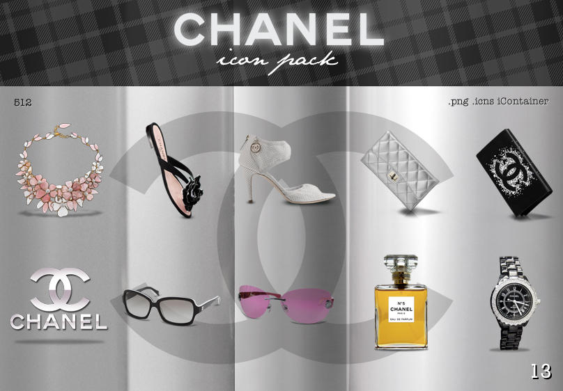 CHANEL ICON PACK by R34N1M4T3D