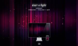 START A FIGHT by R34N1M4T3D