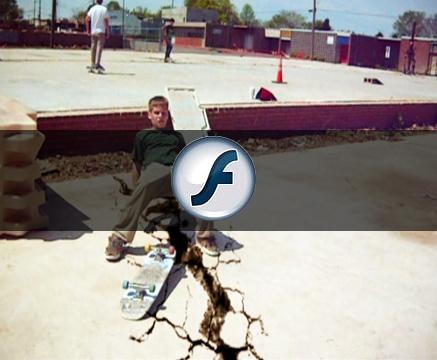 Cracked ground effect