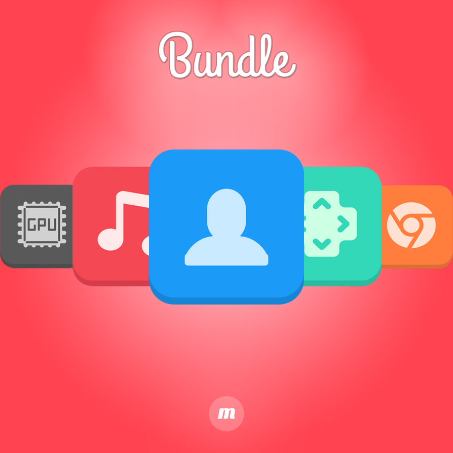 Bundle Icon Pack by GreenToadMX