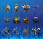 icons extracted from games