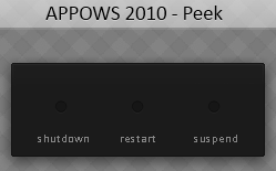 APPOWS 2010 SShutdown by Project-Tsm