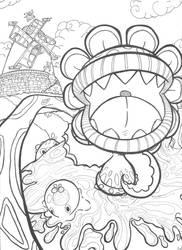Down with Petey Piranha~ Mario Sunshine Commission