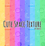 Cute Space Texture Pack