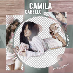Pack png - Camila Cabello. by ValentinaDontiWanna