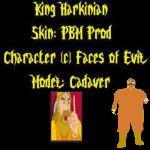 UT99: King Harkinian by PorkbellyMon