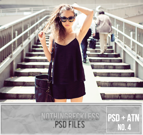 PSD + ATN 4 by NothingReckless