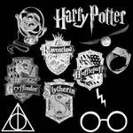 10 Harry Potter Brushes