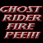 Ghost Rider Fire Pee
