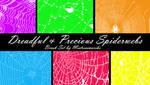 Dreadful + Precious Spiderwebs