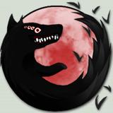 Mozilla Hellhound Icon by mistressmariko