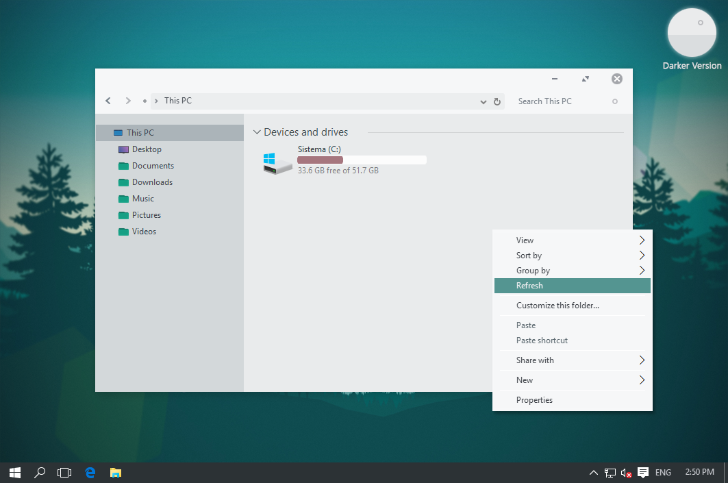 Soft Light Theme for Windows 10 by unisira