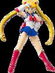Sailor Moon Figure (PNG)