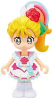 Cure Summer Mini Doll (PNG)