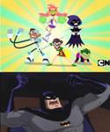 Batman Hates the Tween Titans