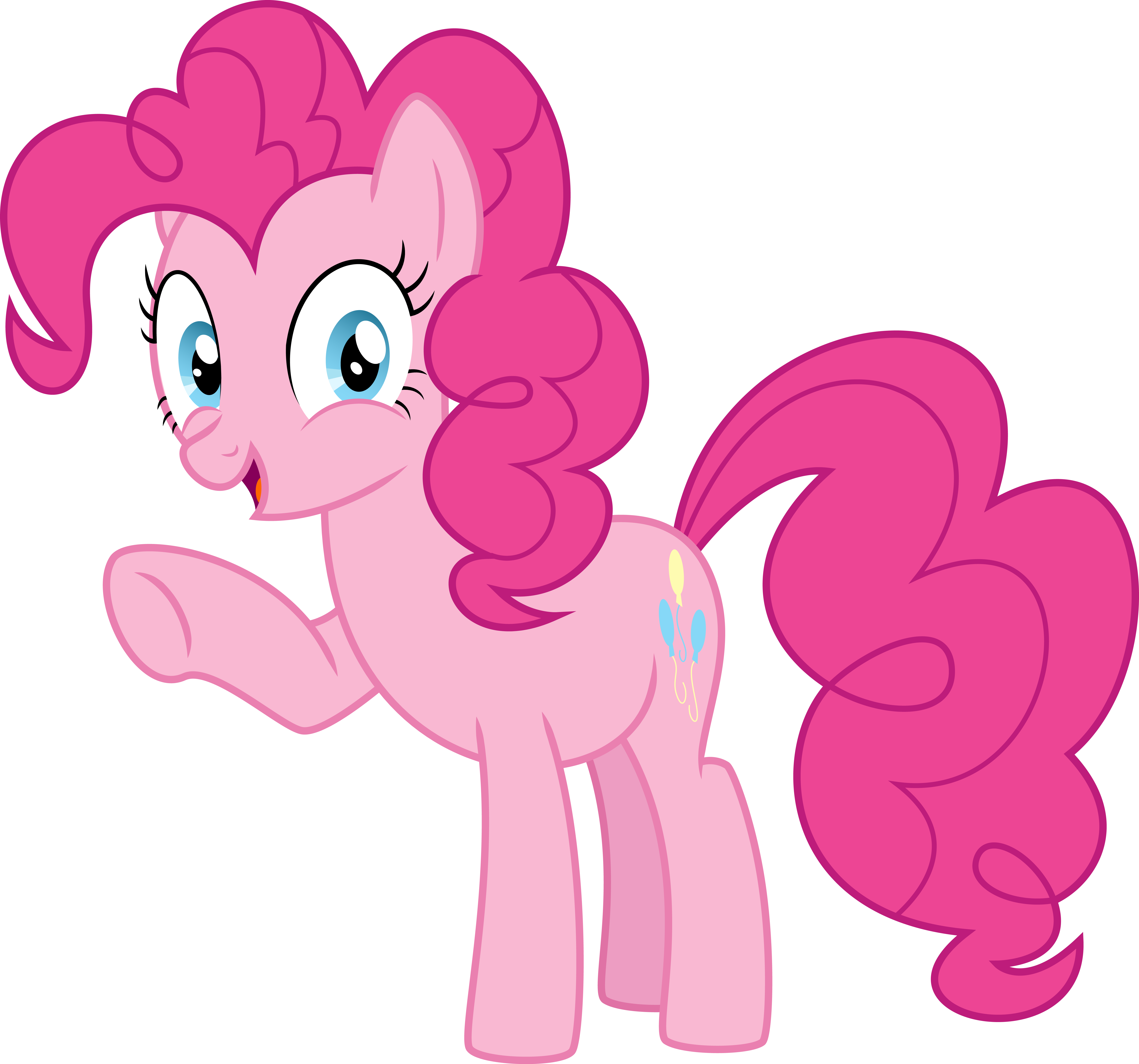 Pinkies Public Service Announcement by 1APEEPA