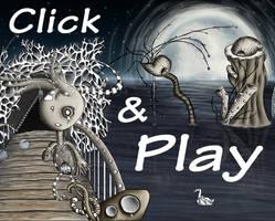 Behind The Zip Interactive by kayafulmaniac
