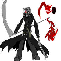 Original Character : DeadCell and 3rror