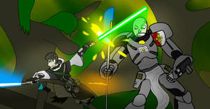 Force and Fury by MethusulaComics