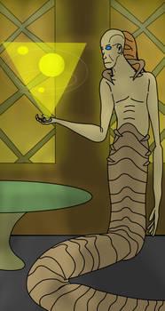 Dune- Leto II, The God Emperor