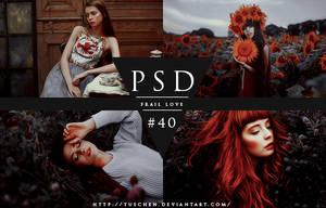 PSD #40 by tuschen