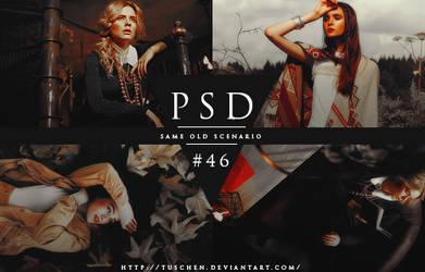 PSD #46 by tuschen