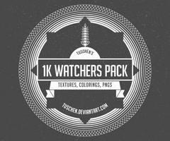 1K watchers pack by tuschen