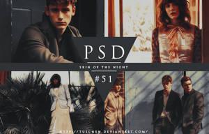 PSD #51 by tuschen