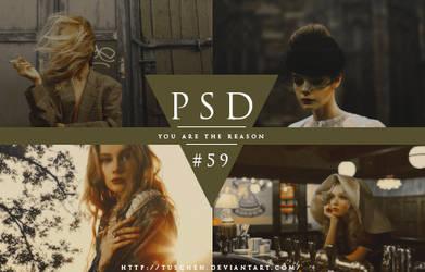 PSD #59 by tuschen