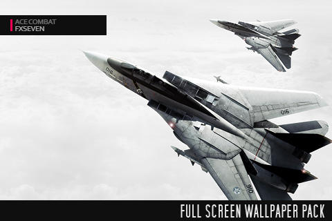 Ace Combat by fxseven