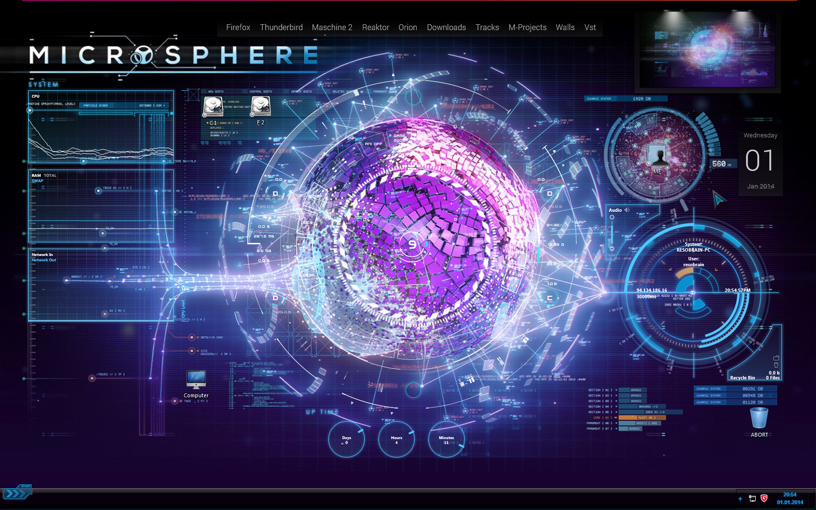 Microsphere 2 By Resobrain On Deviantart