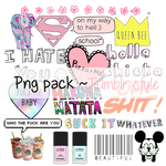 +PNG's - Tumblr. style