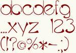 CFB Font