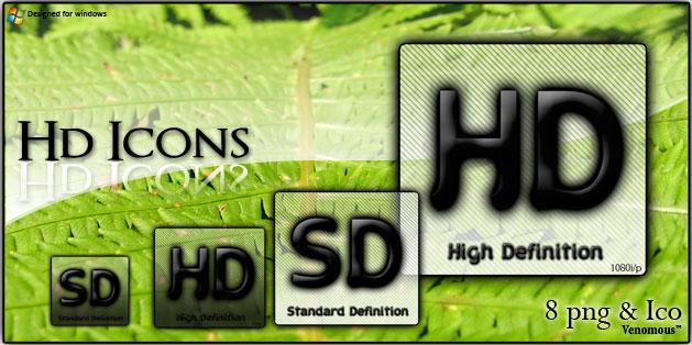 hd иконки: